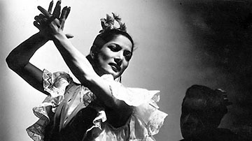 Carmen Amaya, flamenco, flamenco dancer, flamenco dance, Barcelona, Spain, Gaudí, paella, culture, spanish culture, catalan culture, culture barcelona